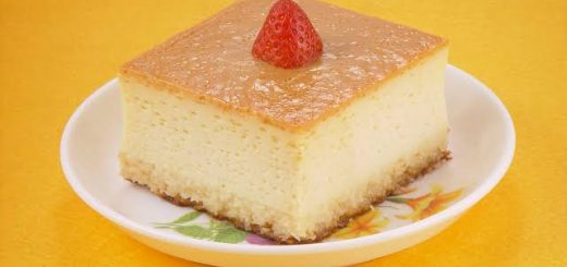 Recipe of Tres Leches cake