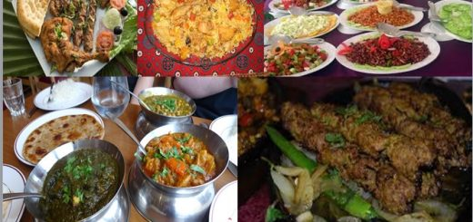 Pakistani food