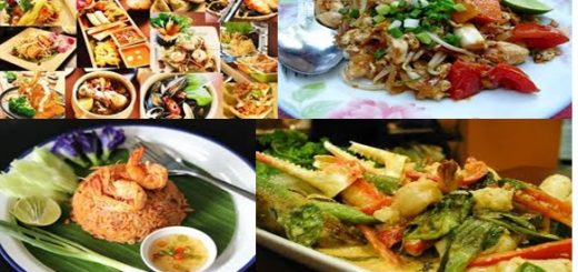 Thai food recipes