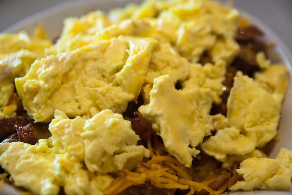 How to make breakfast skillet