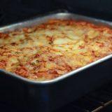 How to make freeze lasagna