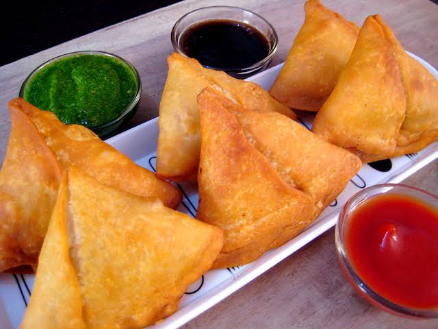 How to make potato samosa