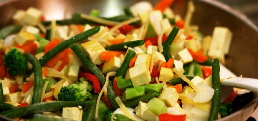 How to make stir fry vegetables