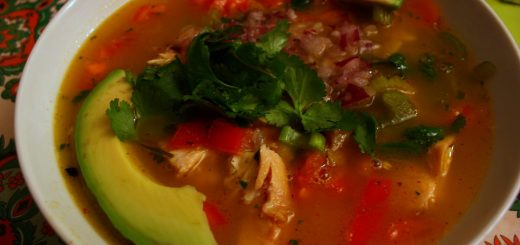 How to make taco soup on the stove