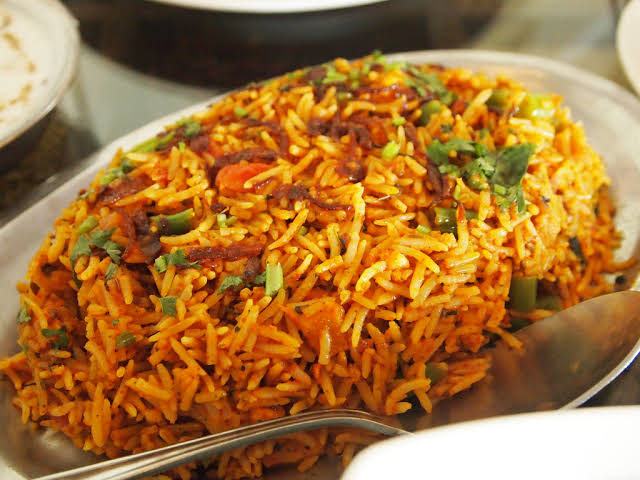 How to make vegetable Biryani