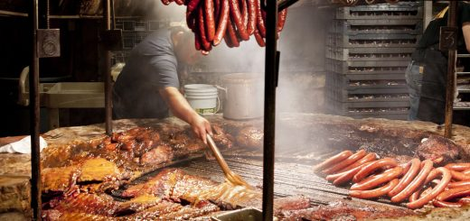 Texas BBQ King: