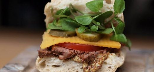 How to make a sandwich for lunch