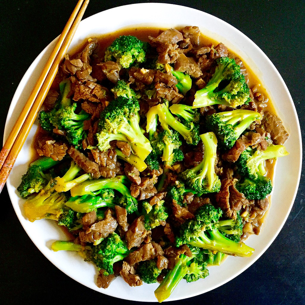How to make beef broccoli stir fry