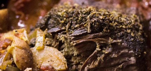 Crockpot Roast Recipe