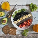 Healthy pregnancy breakfast
