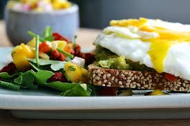 High protein breakfast without eggs/