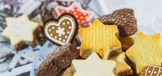 No-bake Christmas treats
