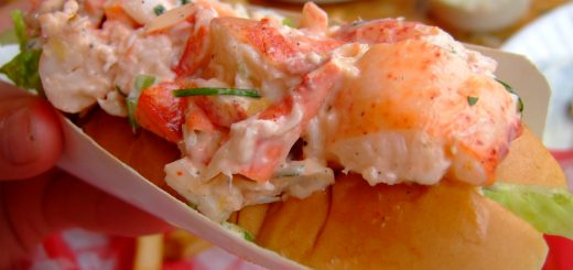 Warm Lobster roll Recipe