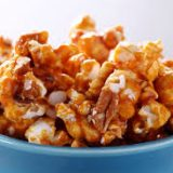 Recipe for caramel popcorn